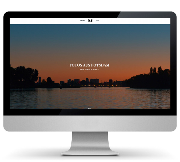 Website Fotos Potsdam