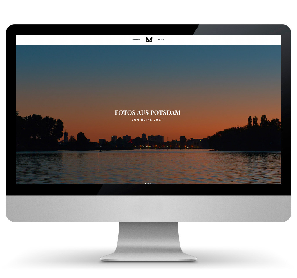 Website Fotos-Potsdam